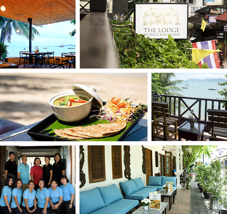 Banner Gallery The Lodge Koh Samui Thailand