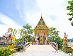 Samui Temples and Attractions
