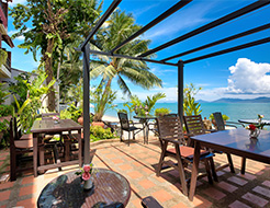 Stay at The Lodge Samui